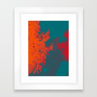 The Illusion Of The Elem… Framed Art Print
