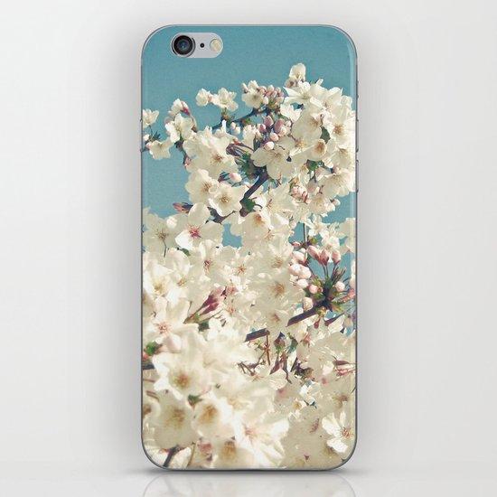 Buds in May iPhone & iPod Skin