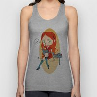 Doctor Mouse Unisex Tank Top