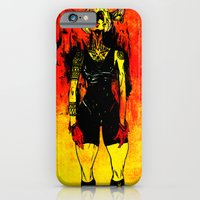 iPhone & iPod Case featuring Spanish Bull by Eric Bonhomme