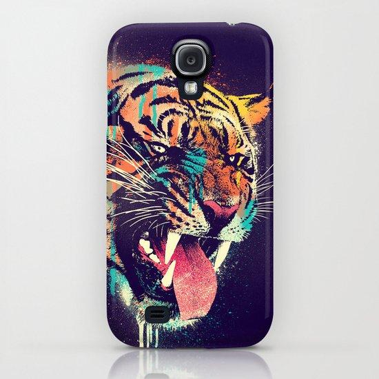 FEROCIOUS TIGER iPhone & iPod Case