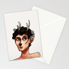 Fawnlock Stationery Cards