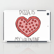 Valentine Pizza iPad Case