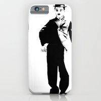 iPhone & iPod Case featuring Chaplin by Vee Ladwa