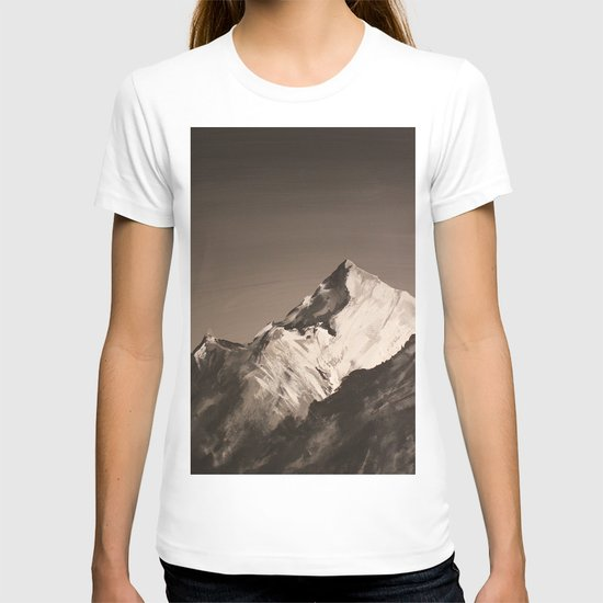 Mountain Painting T-shirt