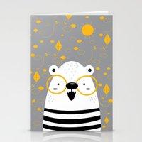 Bear 1 Stationery Cards