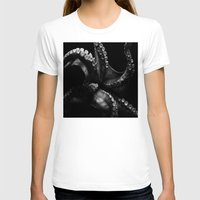 octopus T-shirts featuring Octopus by Bella Blue Photography