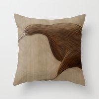 Its A Kiwi Throw Pillow