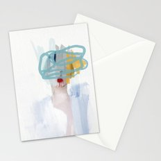 Heads 3 Stationery Cards