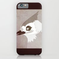 iPhone & iPod Case featuring Tufted Titmouse by owlandchickadee