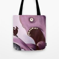 Kraken Tote Bag