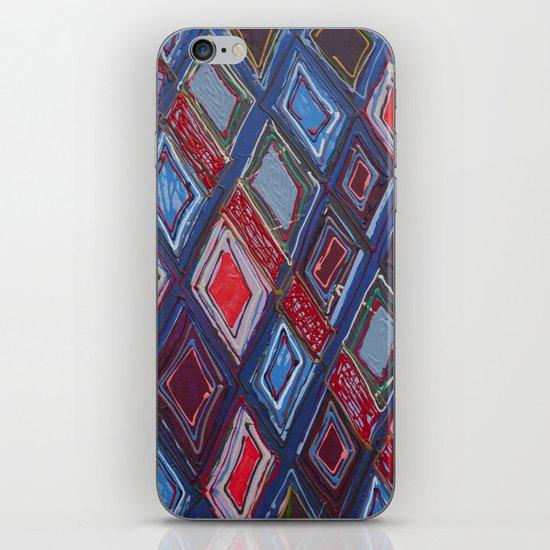 Draper Paper iPhone & iPod Skin