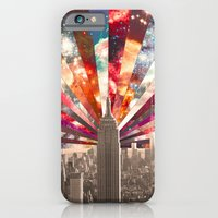 iPhone Cases featuring Superstar New York by Bianca Green