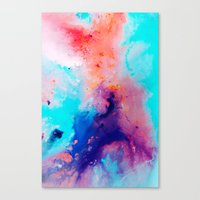 Places Canvas Print