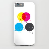 iPhone & iPod Case featuring YM love CK hate by petipoa
