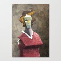 Dynamic Canvas Print