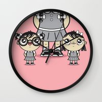 Some Girls Are Bigger Th… Wall Clock