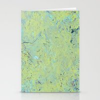 Slime Mold Stationery Cards