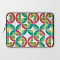 Passion Fruit Pattern Laptop Sleeve