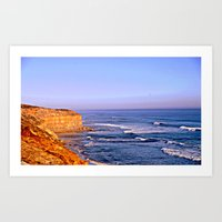Great Southern Ocean Art Print