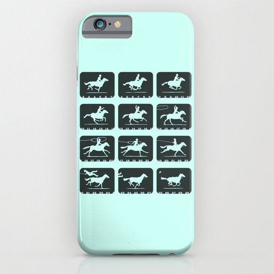 Caught on Camera iPhone & iPod Case