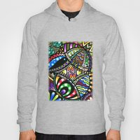 Carnival Of Colour Hoody