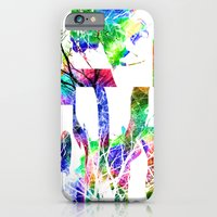 iPhone & iPod Case featuring Germinate by purple K
