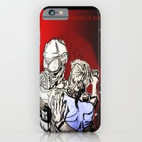 iPhone & iPod Case featuring THE THANE OF WAR by westeban~OZ - KP Westlake