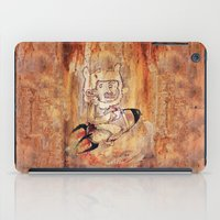 Bunny Rocket iPad Case