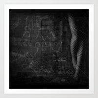 Gimmie The Groove Art Print