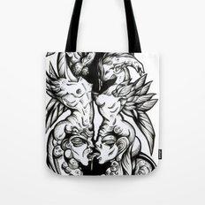 Sea-Horses Tote Bag