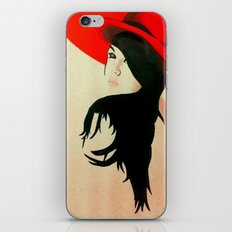 Red 1.0 iPhone & iPod Skin