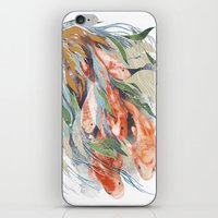 in the waterweeds iPhone & iPod Skin