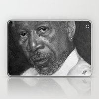 Morgan Freeman Tradition… Laptop & iPad Skin