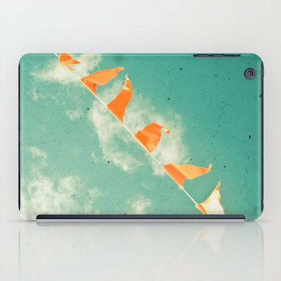 Bunting iPad Case