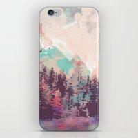 Rain Forest  iPhone & iPod Skin