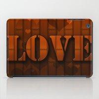 LOVE!  iPad Case