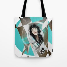 BAT FOR LASHES & The Mask Tote Bag
