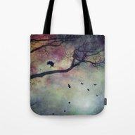 Marvels Of Color Tote Bag
