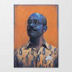 Man Inside Canvas Print