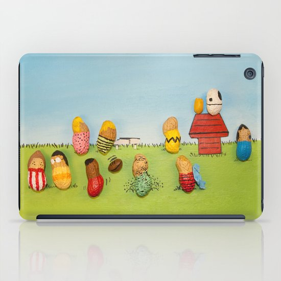 Real Peanuts iPad Case