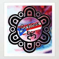 Boricua 2016 Art Print