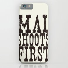 Mal Shoots First iPhone 6s Slim Case