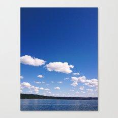 Lake Cayuga, NY Canvas Print