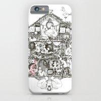 Follow the red rabbit iPhone 6 Slim Case