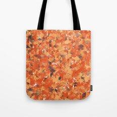 Chameleonic Panelscape  - Colours from Alice Rebecca Tote Bag