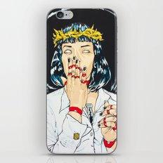 Mother Mia (Mia Wallace) iPhone & iPod Skin