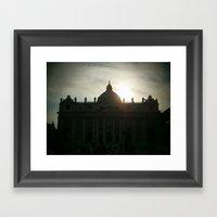 Vatican Framed Art Print