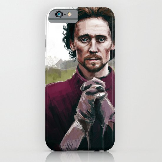 Henry V praying iPhone & iPod Case