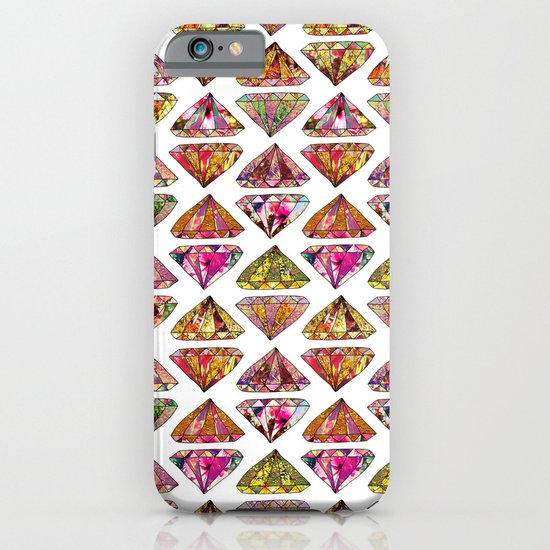 These Diamonds Are Forever iPhone & iPod Case